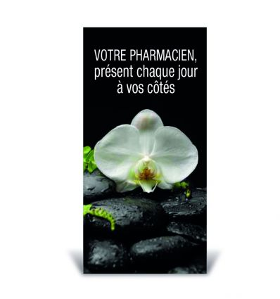 Flyer Promotionnel 10x21 cm