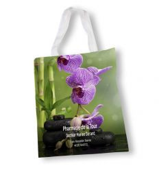 Sac Polyester Pliable ORCHIDÉE